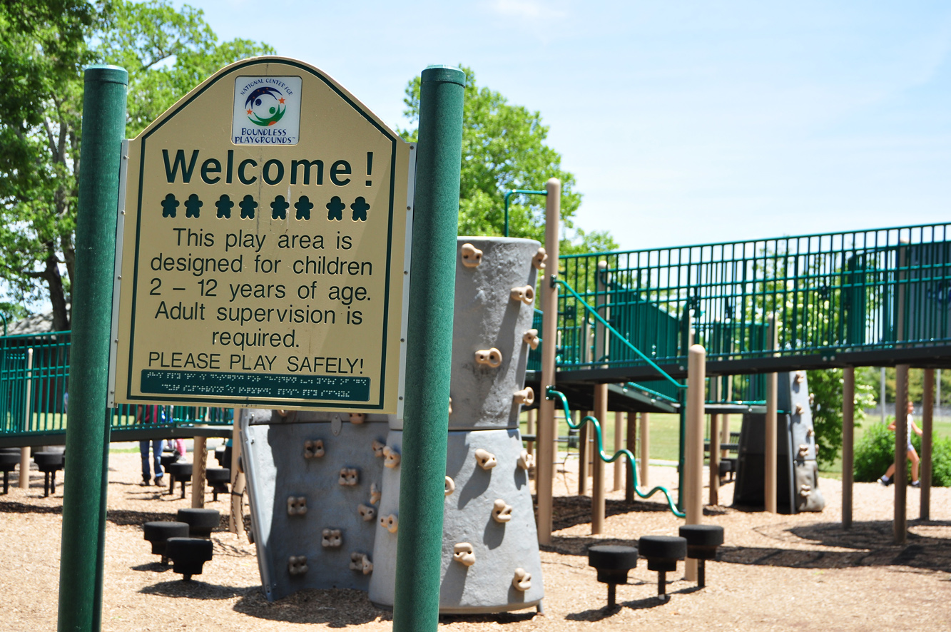playground at Buttonwood Park